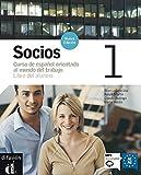 Socios 1 podrecznik + CD: Socios Nueva Edición 1 Libro del alumno + CD - Marisa Gonzalez