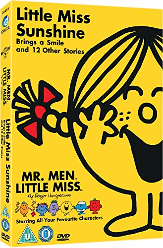Little Miss Sunshine Brings A Smile And 12 Other Stories [DVD]