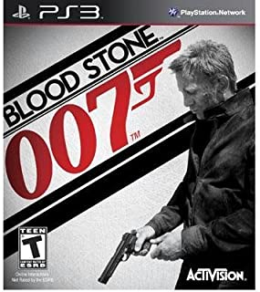 James Bond: Blood Stone PS3