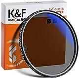 K&F Concept 52mm Filtro Polarizador CPL con 18 Capaz MRC Multirresistentes con Funda
