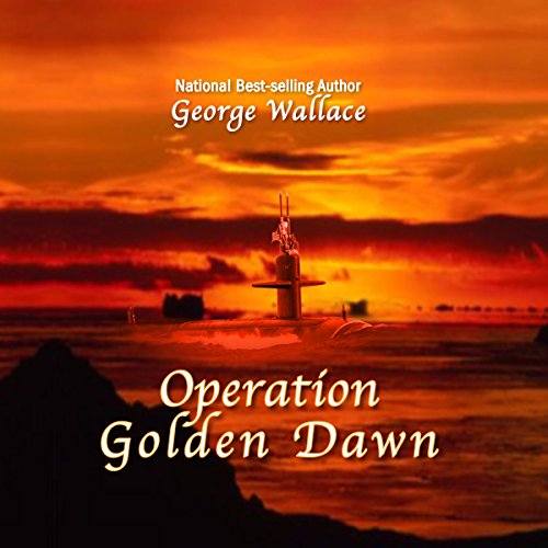 Operation Golden Dawn audiobook cover art