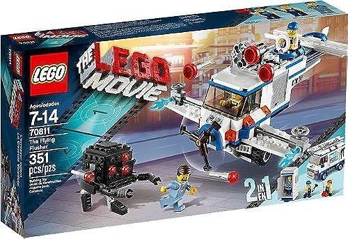 venta al por mayor barato LEGO The Flying Flusher 351pieza(s) Juego de construcción construcción construcción - Juegos de construcción (7 año(s), 351 Pieza(s), 14 año(s))  ahorra hasta un 50%