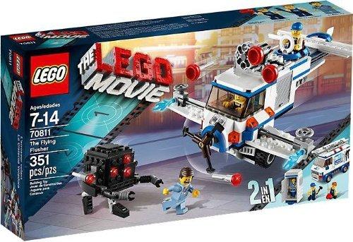 LEGO Movie 70811 The Flying Flusher by LEGO