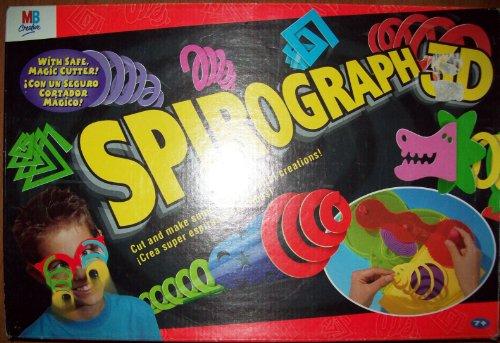Spirograph 3D