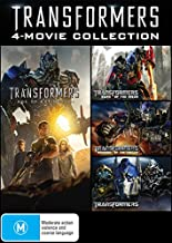 Transformers: 4-movie Collection