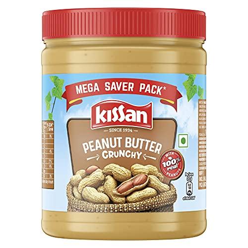 Kissan Crunchy Peanut Butter