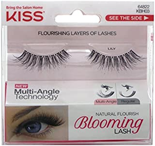 Kiss Blooming Lashes Lily (3 Pack)