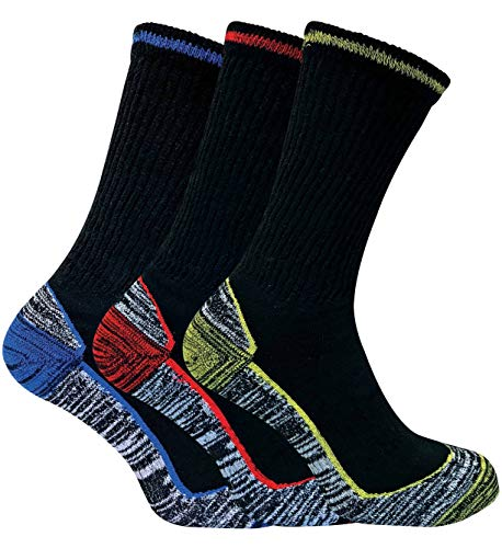 Sock Snob 3, 6, 12 Pares Hombre Mujer Unisex Respirables
