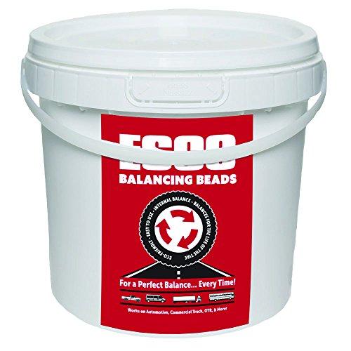 Esco 20466C Tire Balancing Beads, Bulk Bucket 282 oz