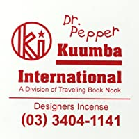 KUUMBA (クンバ)『incense』(Dr.Pepper) (Regular size)