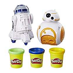 Best Star Wars Gift Ideas featured by top US Disney blogger, Marcie and the Mouse: Star Wars play doh set