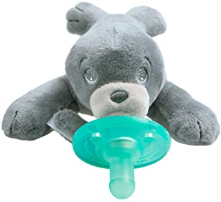 Philips Avent Soothie Snuggle Pacifier, 0-3 Month, Seal, SCF347/04