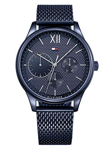 Reloj Acero Inoxidable Tommy Hilfiger