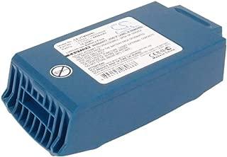 VINTRONS 4400mAh Replacement Battery for VOCOLLECT A500, T5, Talkman A500, Talkman T5