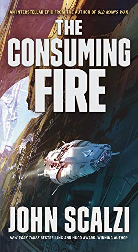 Cover of The Consuming Fire