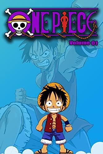 Full Collection One-Piece manga : One Piece Manga volume 1 (English Edition)