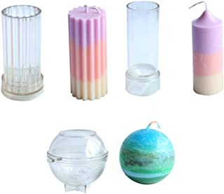 Best diy candle molds Reviews