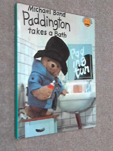 Paddington Takes A Bath