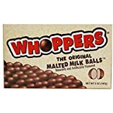 Product Of Whoppers, Malted Milk Balls, Count 1 (5 oz) - Chocolate Candy / Grab Varieties & Flavors