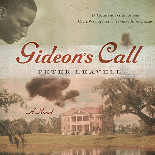 Gideon's Call audiobook cover art