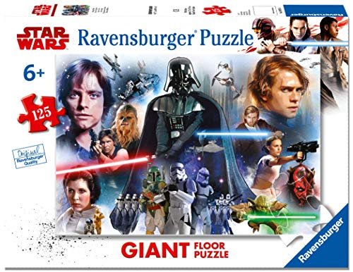 Ravensburger- Puzzle 125 Piezas Giant, Star Wars (9765)