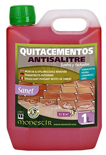 Sanet (Quitacementos Antisalitre) 1 L