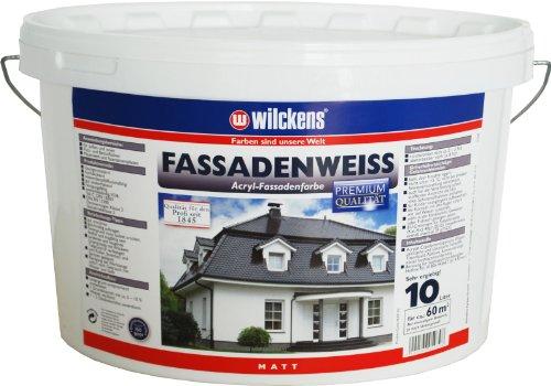 Wilckens Fassadenweiß Weiß 10000 ml