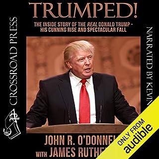 Trumped! audiobook cover art