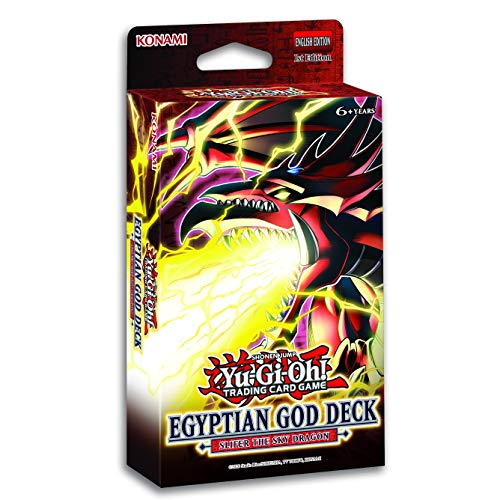 YU-GI-OH!- EGS1 Trading Card Struttura Deck, Colore