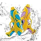 infinitoo Pistola ad Acqua Giocattoli 2 PCS,capacità 200ml,per Estivi Feste all'aperto,Piscina all'aperto,Regali per Bambini,Giochi da Spiaggia
