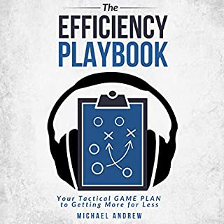 The Efficiency Playbook cover art