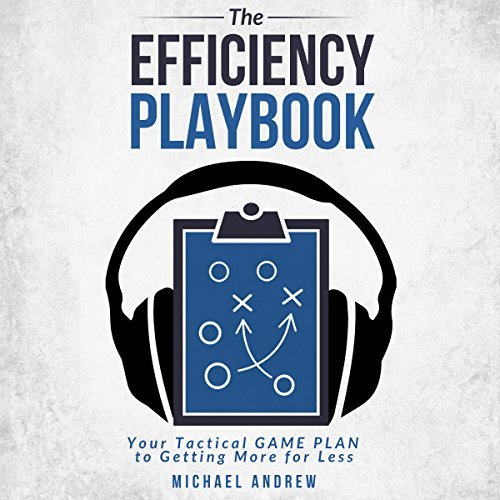 The Efficiency Playbook audiobook cover art
