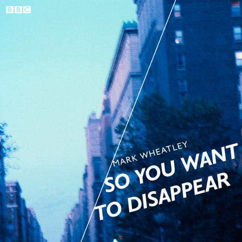 So You Want to Disappear cover art