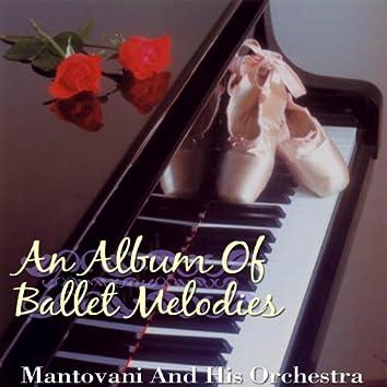 An Album Of Ballet Melodies