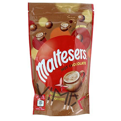 BOLSAS DE CHOCOLATE CALIENTE SABOR DIFFRENT (MALTESERS 140G)