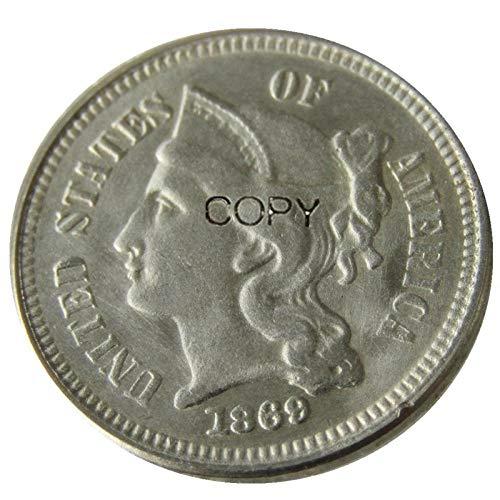 XCSBZ conmemorativas1832 La Rioja 8 Reales Provincias del Rio de la Plata Moneda Copia 39mmMonedas de colección Monedas