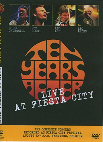 Ten Years After - Live at Fiesta City