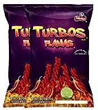 NEW Sabritas Turbos Flamas Net Wt 9.25oz (2)