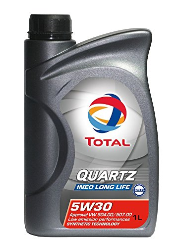 Total 181711 Quartz Ineo Long Life 5W-30 Motorenöl, 1 Liter