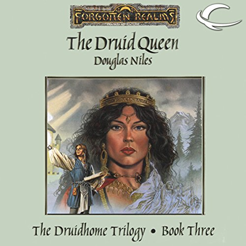 The Druid Queen cover art