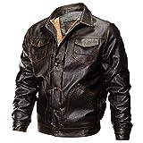 Xmiral Giacca Sportiva Felpa Giacca Giacche Moto Uomo Estive Giacca Pullover Gilet con Cappuccio Smoking Giacca Blazer Uomo Elegante Blazer Business Tops Outwear Donna (5XL,1- Marrone)