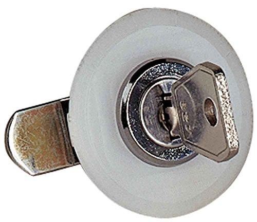 Abb-entrelec 30870 Schloss mit Zwei Schlüsseln UZ1