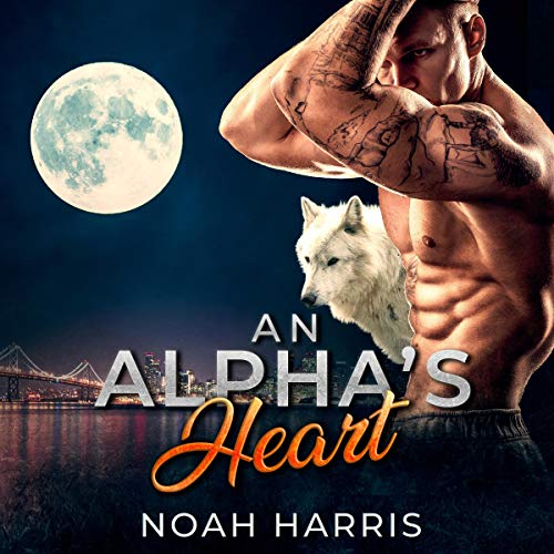 An Alpha's Heart  audiobook cover art