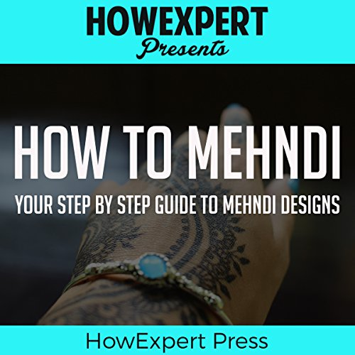 How to Mehndi audiobook cover art