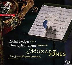Fragments de Sonates pour Violon et Complementation