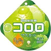 UHA味覚糖 コロロ マスカット 48g×6入 ×2箱