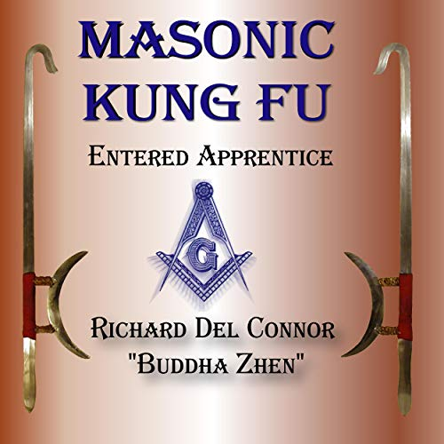 Entered Apprentice Audiobook By Richard Del Connor, Shen Lang Zhen, Buddha Zhen cover art