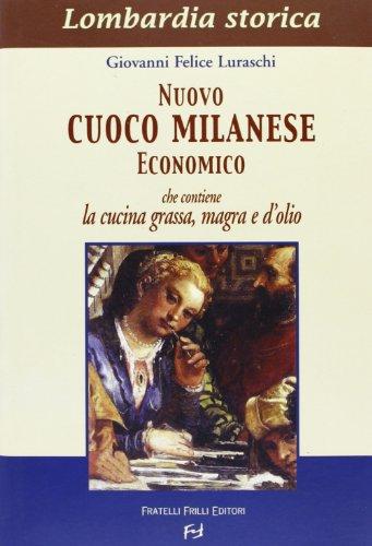 Nuovo cuoco milanese economico