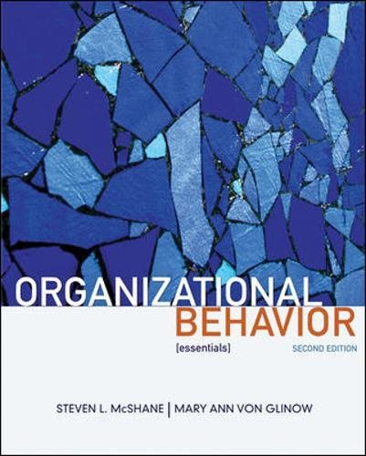 Download Organizational Behavior: 0073381225