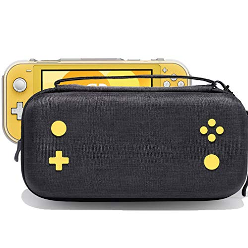 For Nintendo Switch Lite Storage Bag, Protective Case Hard Carrying, Game Accessory, Large Capacity, Drop Resistance And Durability, with Game Card Slot, Creative Modeling Game Console Handbag